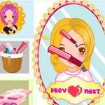 Free hair dresser games online